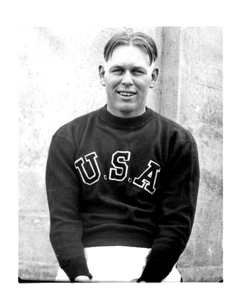 John Henry Kuck, Track and Field Olympian - Page