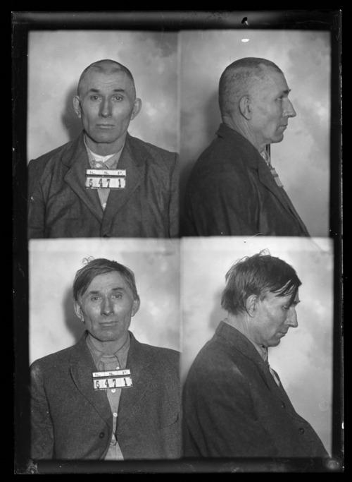 E. W. Wilbur, prisoner 5471, Kansas State Penitentiary - Page