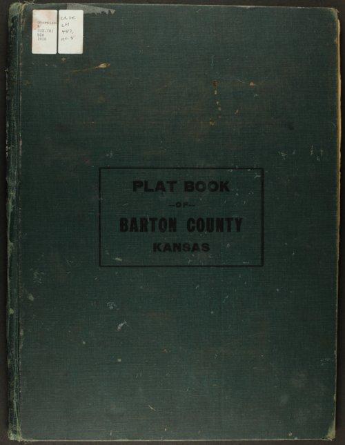 Atlas and plat book of Barton County, Kansas - Page