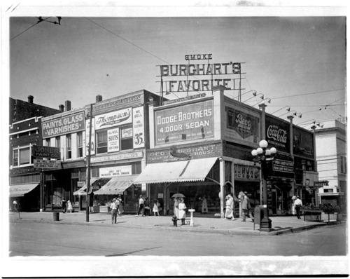 Eighth & Kansas Avenue, Topeka, Kansas - Page
