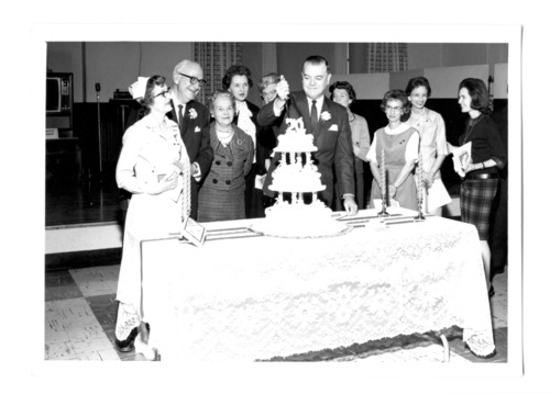 Topeka Veterans Administration Hospital 20th anniversary - Page