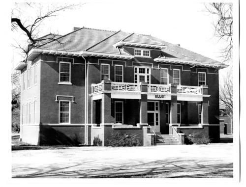 Larned State Hospital, Larned, Kansas - Page