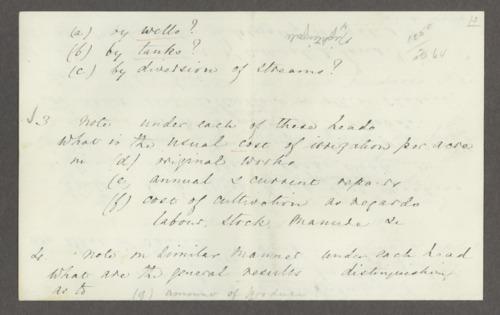Florence Nightingale correspondence - Page