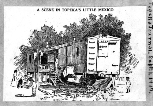 """Little Mexico"", Topeka, Kansas - Page"