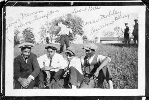 Men from Nicodemus, Kansas - Page