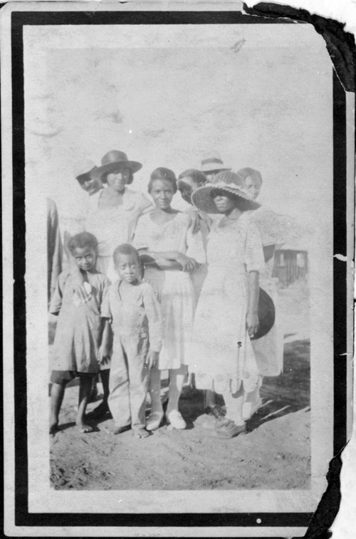 Women from Nicodemus, Kansas - Page