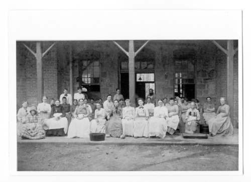 Early photographs of Topeka State Hospital, Kansas - Page