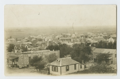 View of Herzog, Kansas - Page