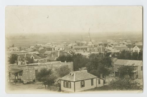 View of Herzog, Kansas - Page