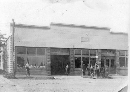 The Opera House/Haller Motor Company, Alma, Kansas - Page