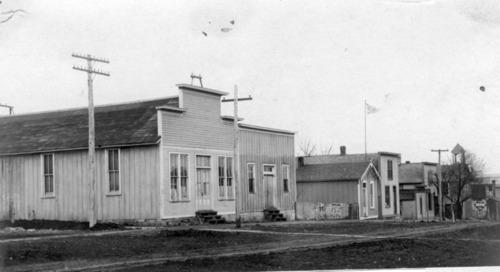 West Third Street, Alma, Kansas - Page