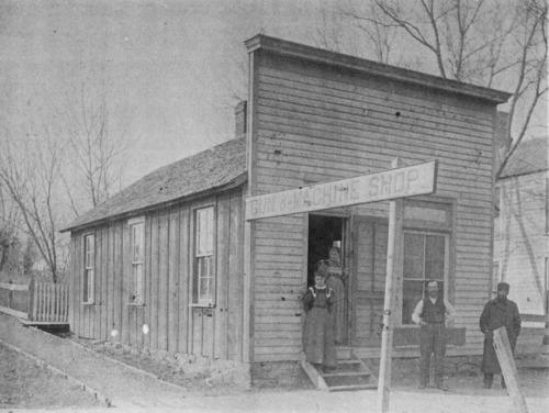 Schubert's Gun and Machine Shop, Alma, Kansas - Page
