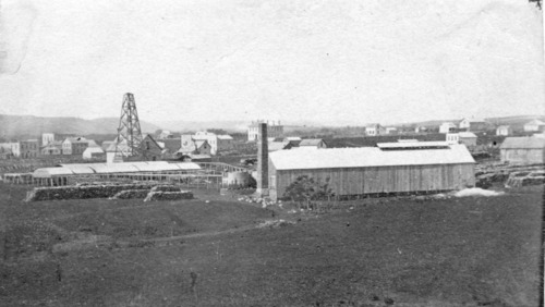 Alma Salt Works, Alma, Kansas - Page