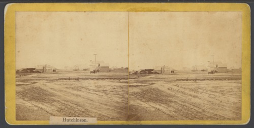 View of Hutchinson, Kansas - Page