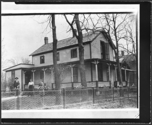 Yocum residence, Rossville - Page