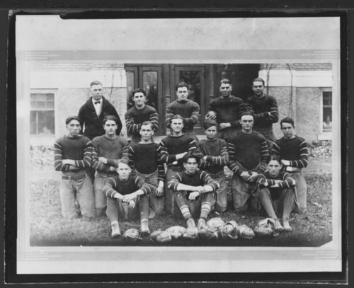 Rossville high school's football team - Page