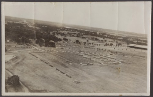 Parade grounds at Fort Leavenworth, Kansas - Page