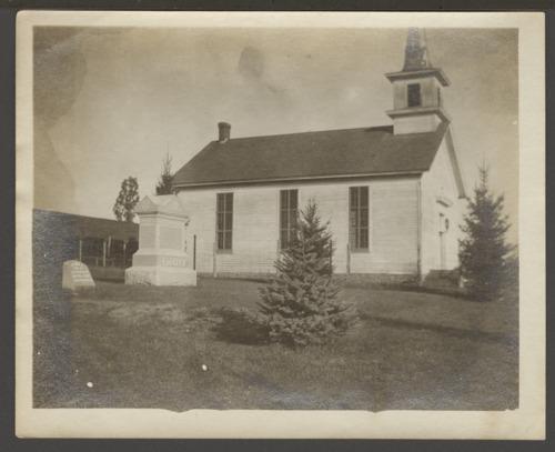 Goshen Church in Goshen, Kansas - Page
