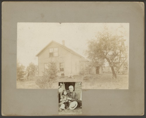 Newton family home near Goshen, Kansas - Page