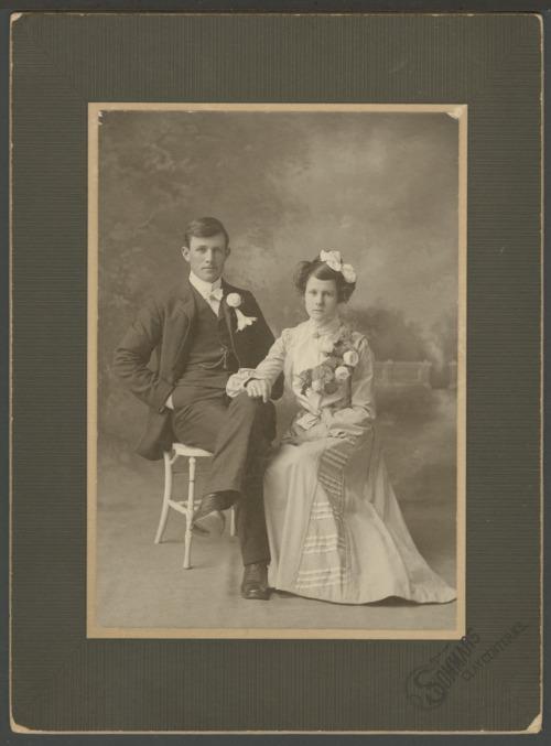 Warren Walsworth Newton and Eva Angeline Dennis Newton - Page