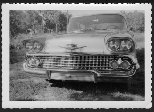 1958 Chevrolet Impala - Page