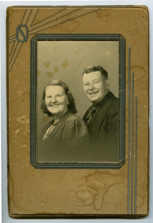 Arthur Edward Mattox and Hulda Florence Parks Mattox - Page