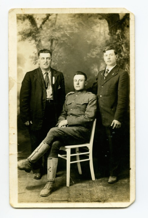 Richard Mattox, Merrion R. Mattox and Arthur Edward Mattox - Page