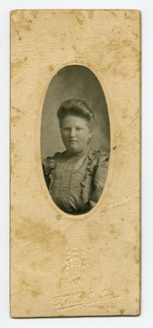 Hulda Florence Parks Mattox - Page