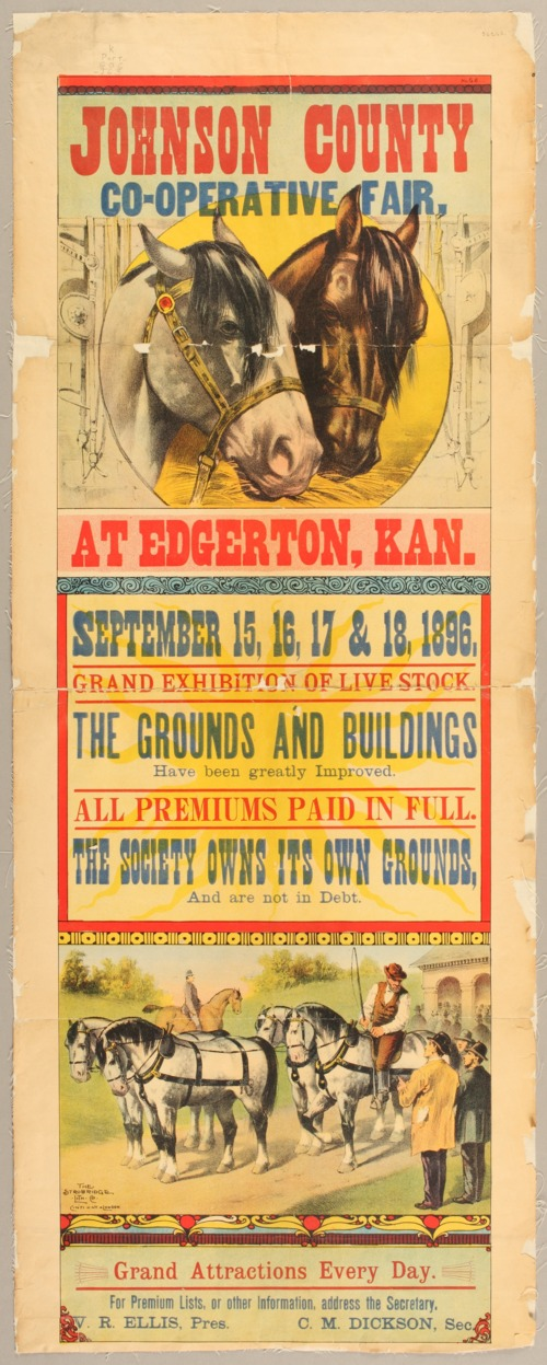 Johnson County co-operative fair at Edgerton, Kansas - Page