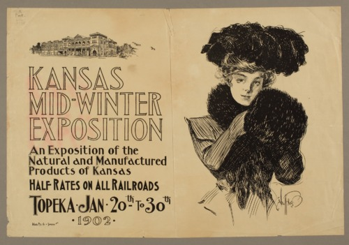 Kansas mid-winter exposition - Page