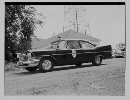 Kansas Highway Patrol car - Page