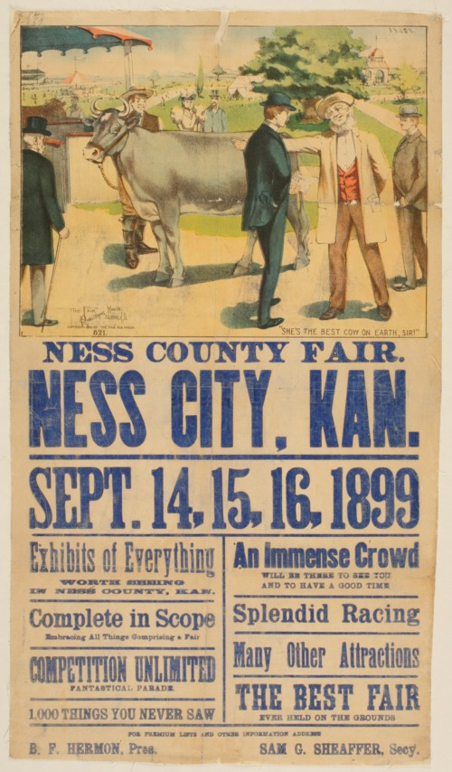 Ness County fair, Ness City, Kansas - Page