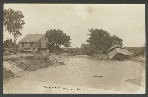 Weybrew house, Wamego, Kansas - Page
