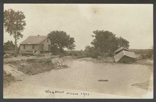 Weybrew house, Wamego, Kansas - Page