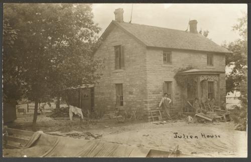 Julian house, Wamego, Kansas - Page