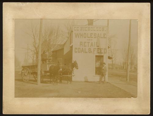 C.C. Nicholson store, Topeka, Kansas - Page