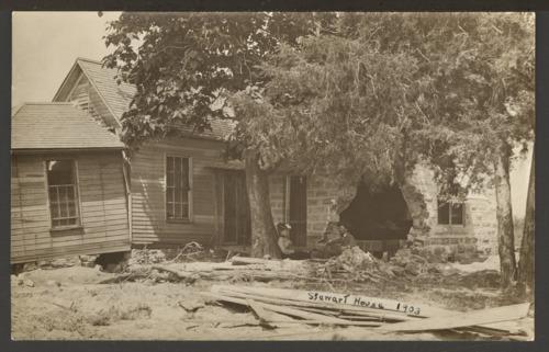 Stewart House, Wamego, Kansas - Page