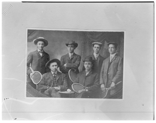 Tennis players, Hays, Kansas - Page