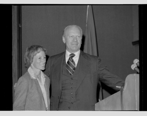 Nancy Landon Kassebaum and Republican politicians, Topeka, Kansas - Page