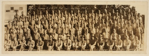 Company A, C.M.T.C. at Fort Leavenworth, Kansas - Page