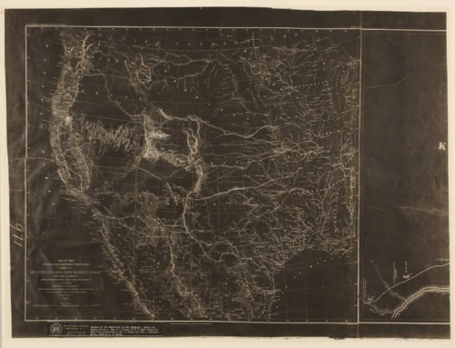 Survey of United States mail route no.8912 from Independence, MO. to Santa Fe, N.M. - Page