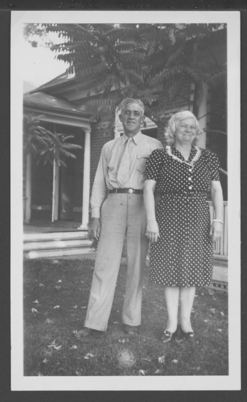 Fred and Verna Walton - Page