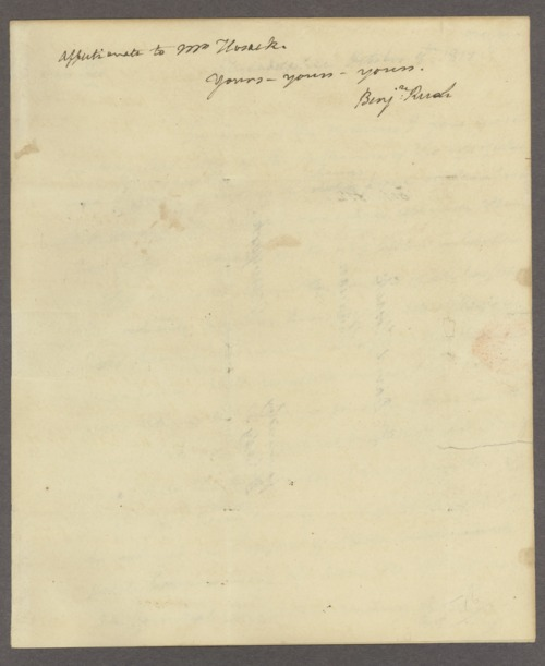 Benjamin and Richard Rush papers - Page