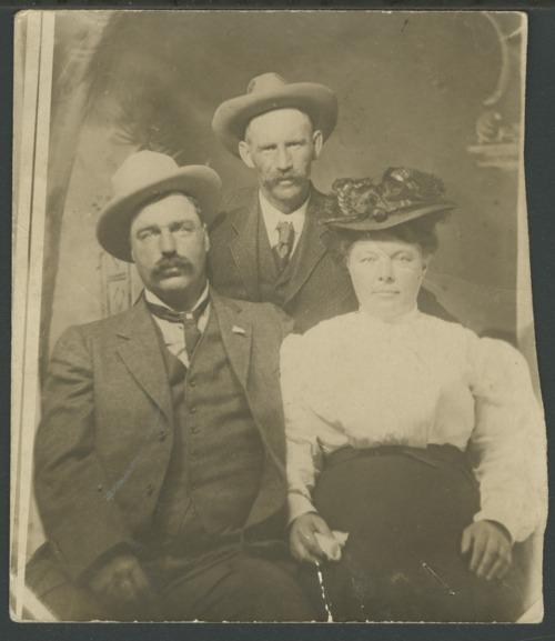 Thomas Pratt, Thomas L. Pratt and Hanna Walsh Pratt - Page