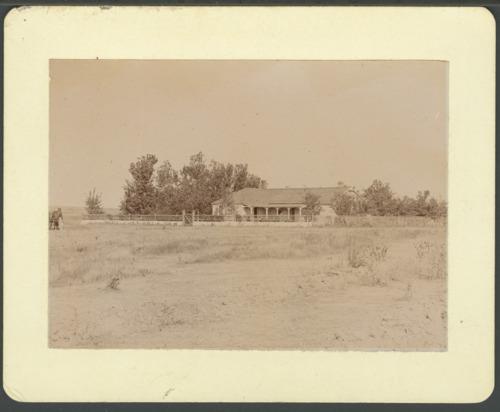 Pratt Ranch [Cottonwood Ranch] near Studley in Sheridan County, Kansas - Page
