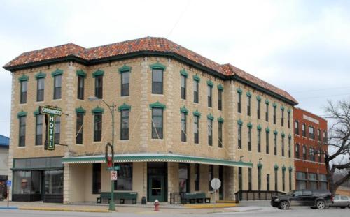 Greenwood Hotel in Eureka, Kansas - Page