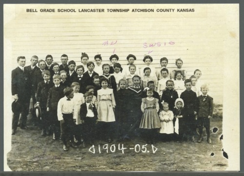 Bell Grade School in Atchison County, Kansas - Page