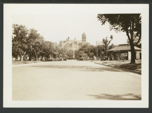 Unidentified college or university possibly in Kansas - Page