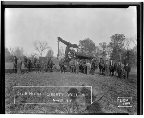 Views of the Allen County petroleum industry - Page
