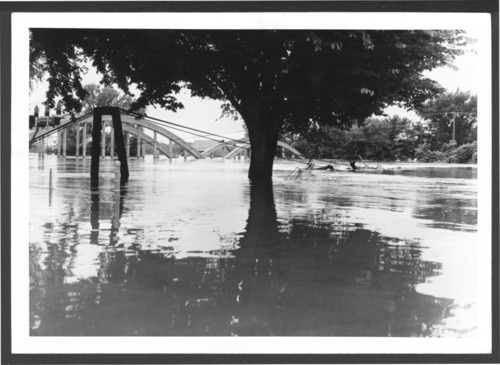 Allen County, Kansas, floods--1951